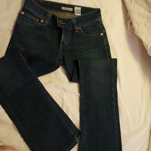 Nearly new jrs levis 504